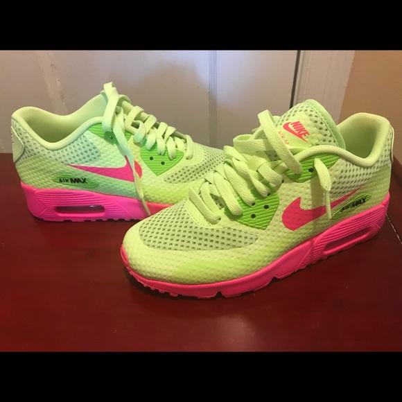 Nike airmax 90 mesh sneakers youth 4.5 women 6.5